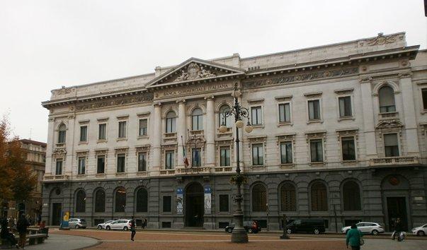 Дворец Итальянского коммерческого банка