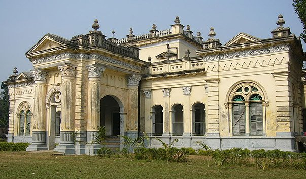 Дворец Natore Rajbari