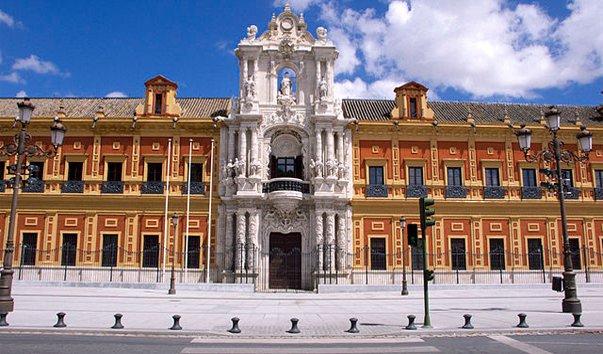 дворцы севильи фото