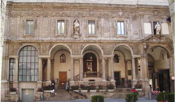 Дворец школы Палатин