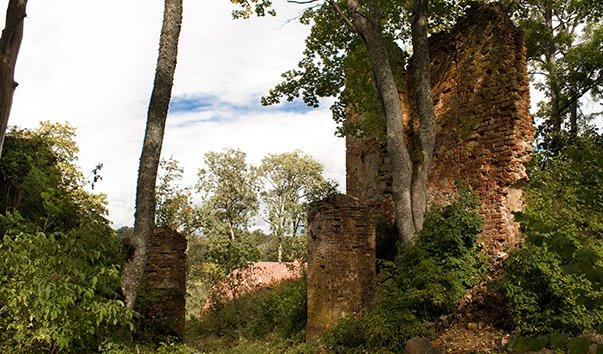 Эмбутский замок