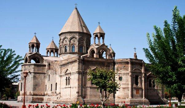 Этчмиадзинский монастырь
