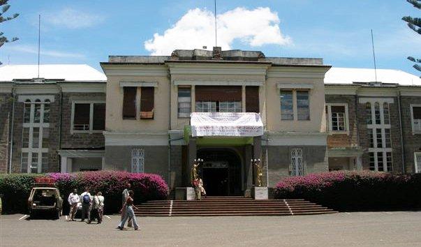 Этнографический музей при Институте исследований Эфиопии