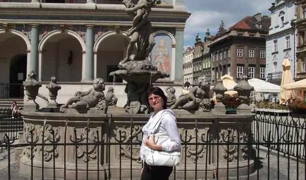 фонтан Прозерпины