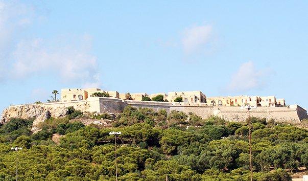 Форт Чембрей