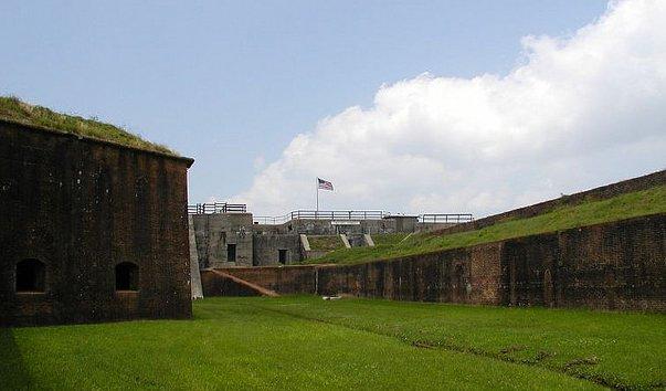 Форт Морган