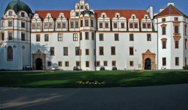 Герцогский дворец Целле