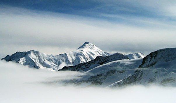 Гора Алечхорн
