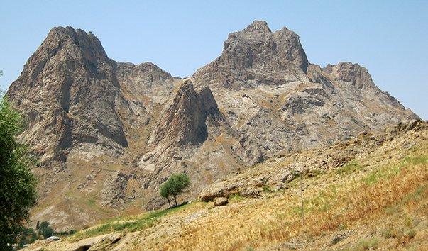 Гора Алинджа