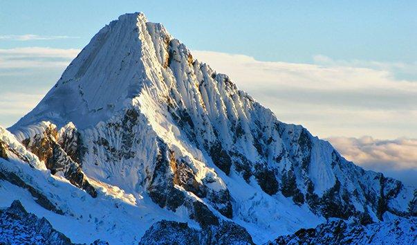 Гора Алпамайо