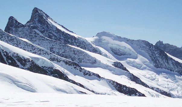 Гора Гросс-Грюнхорн