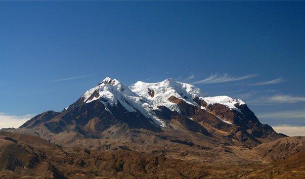 Гора Иллимани