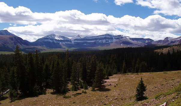 Гора King Peak