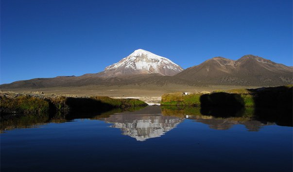 Гора Невадо Сахама