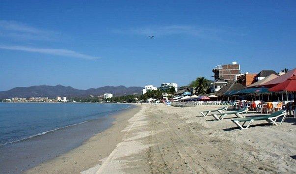 Город-курорт Bucerias