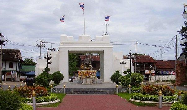 Городок Канчанабури