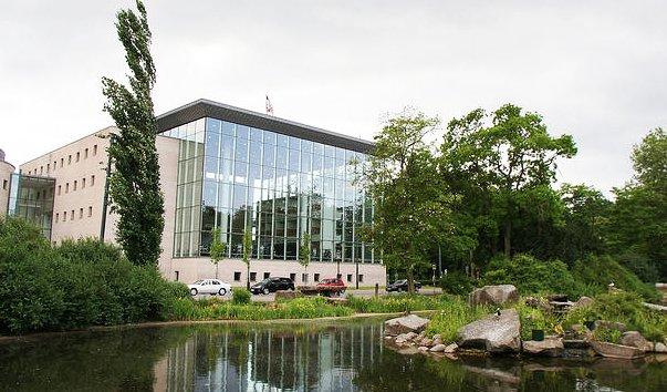Городская Библиотека Мальме