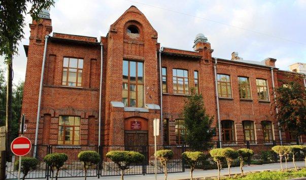 Городское училище (Средняя образовательная школа № 3 им. Бориса Богаткова)