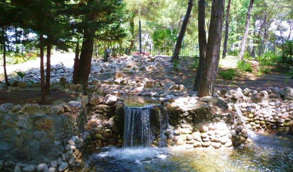 Городской парк Салоу