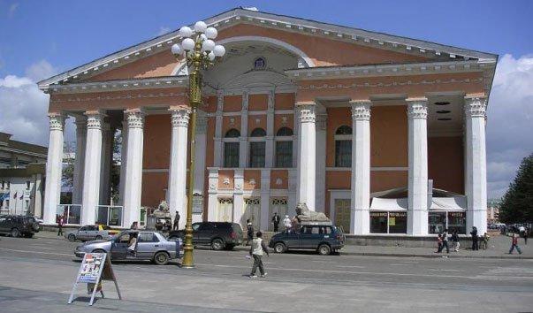 Государственный Театр Оперы и Балета