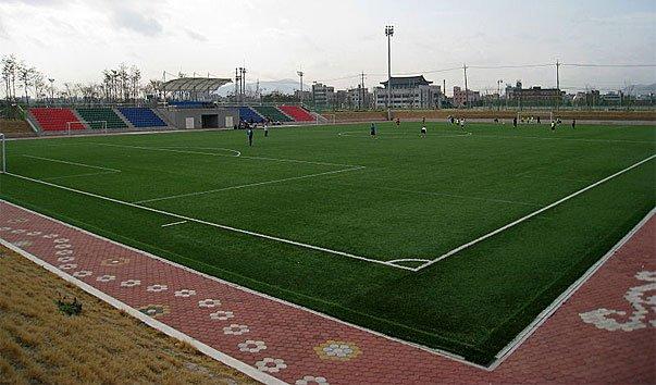 Гражданский стадион в Кёнджу