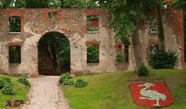 Гробиньский замок