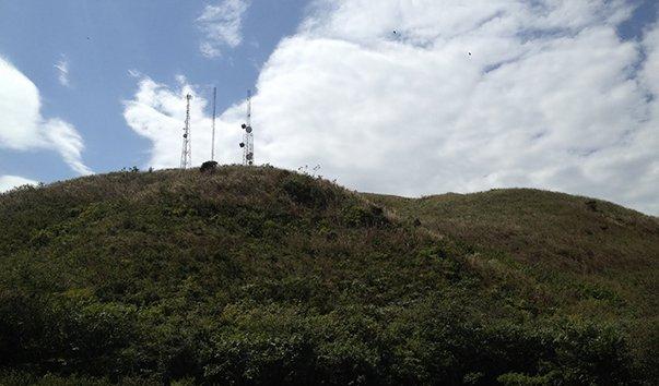 Холм Cerro Vigia