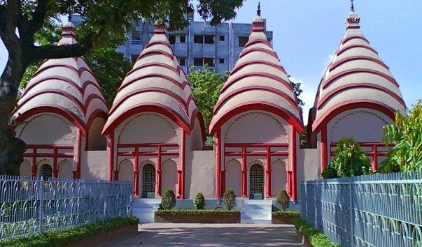 Храм Дакешвари