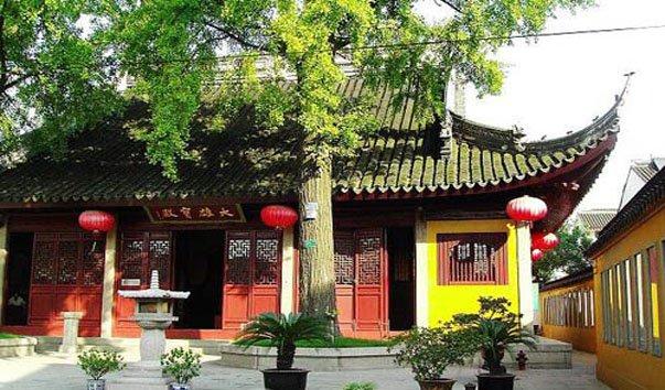Храм Dinghui в Пекине