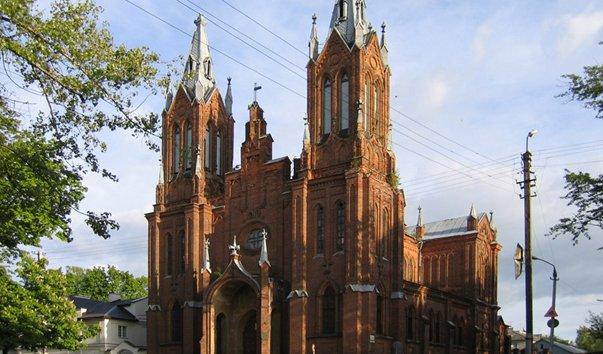 Храм Непорочного Зачатия Пресвятой Девы Марии