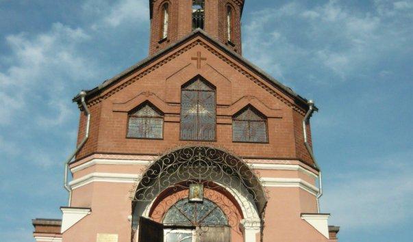 Храм Святителя Николая Чудотворца в Архипо-Осиповке