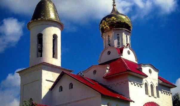Храм Святой мученицы Татианы г. Витебск