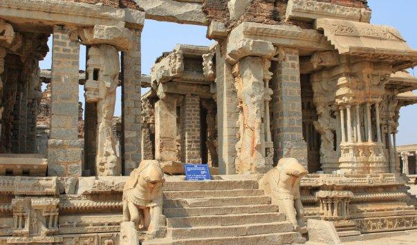 Храм Виттала в Хампи