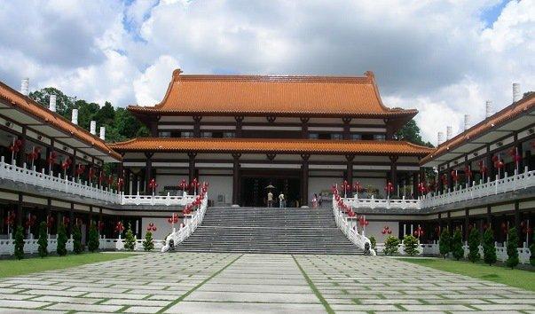 Храм Zu Lai