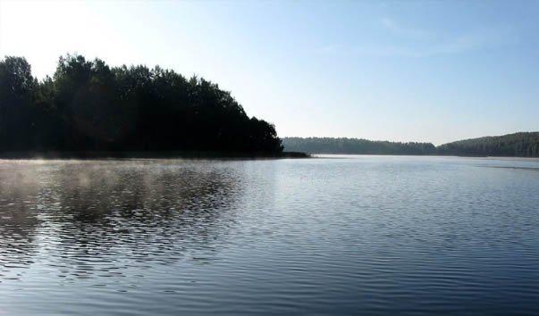 Хвойно озеро