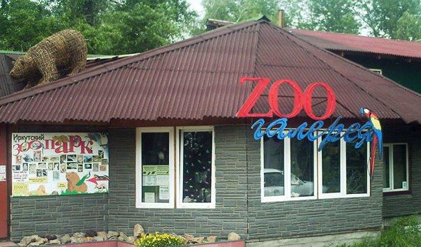 Иркутская Зоогалерея