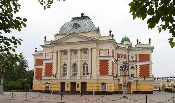 Иркутский академический драматический театр имени Николая Охлопкова
