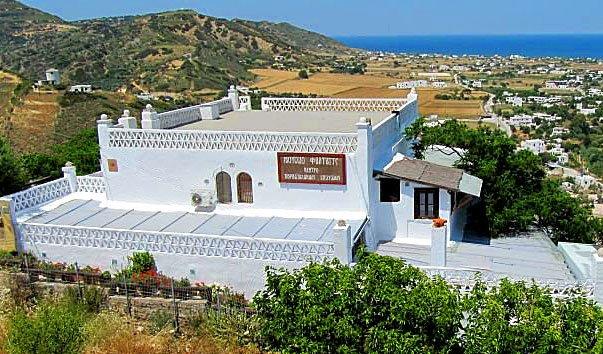 Историко-этнографический музей Faltaits
