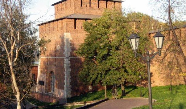 Ивановская башня Нижегородского Кремля