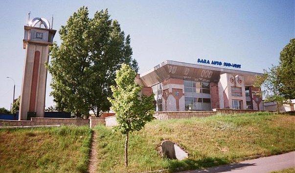 Южный автовокзал Кишинёва