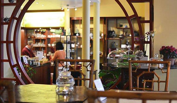 Кафе Grace Tea House