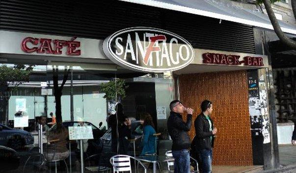Кафе Santiago