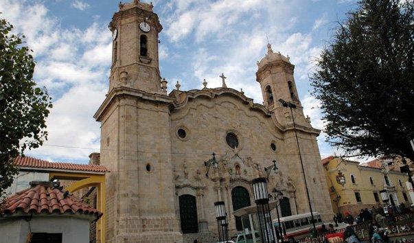 Кафедральный собор Потоси
