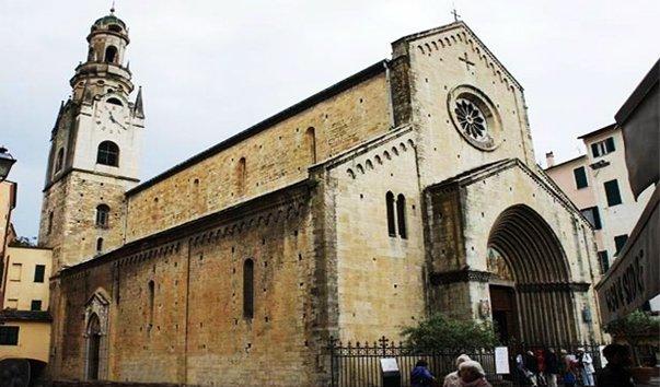 Кафедральный собор Сан Сиро