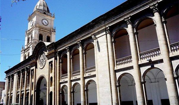 Кафедральный собор Сен-Себастьяна