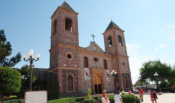 Кафедральный собор в Ла-Пас