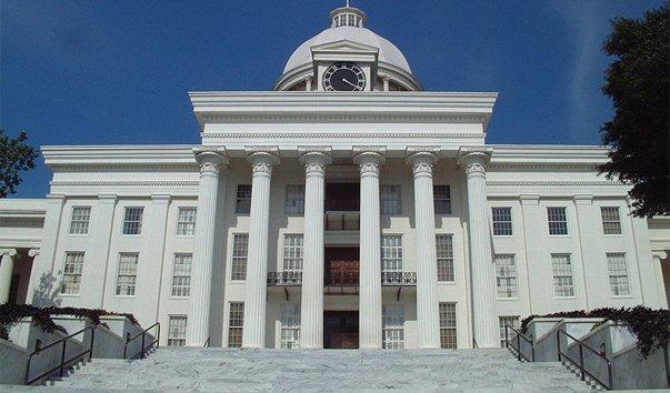 Капитолий штата Алабама