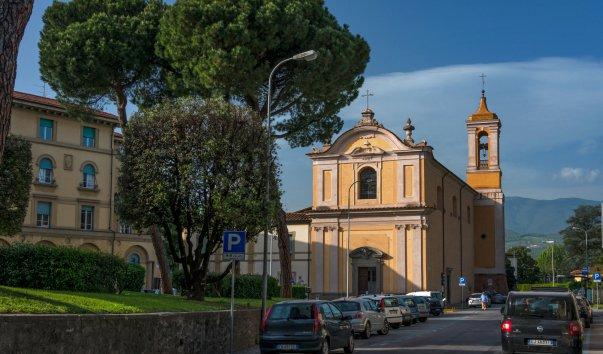 Кармелитская церковь (Chiesa del Carmine)