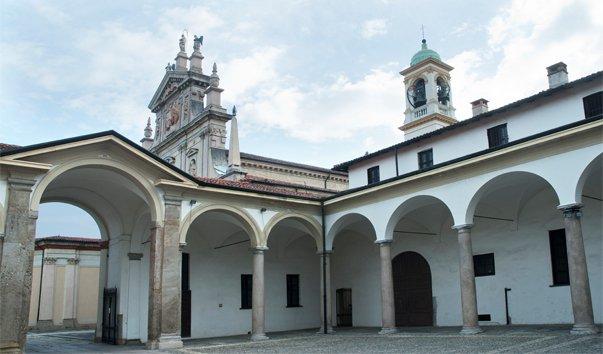 Картезианский монастырь Санта-Мария Гареньяно