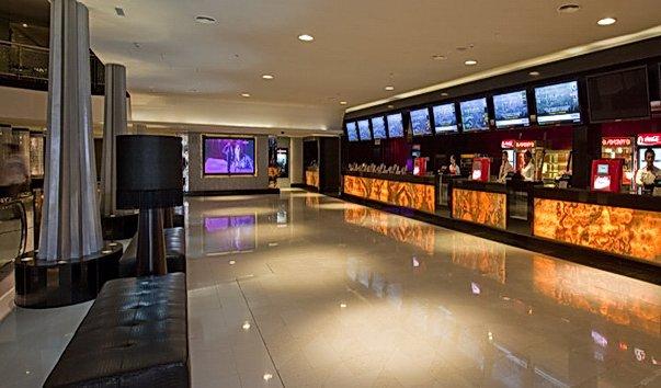 Кинотеатр Reel Cinemas